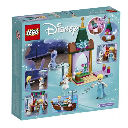 LEGO Disney 41155 - Princezny Elsa a dobrodružství na trhu