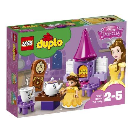 LEGO Duplo 10877 - Bella a čajový dýchánek