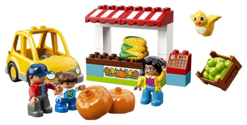 LEGO Duplo 10867 - Farmářský trh
