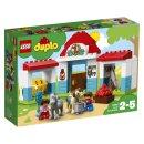LEGO Duplo 10868 - Stáje pro poníka