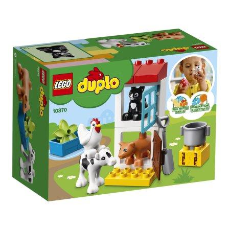 LEGO Duplo 10870 - Zvířátka z farmy