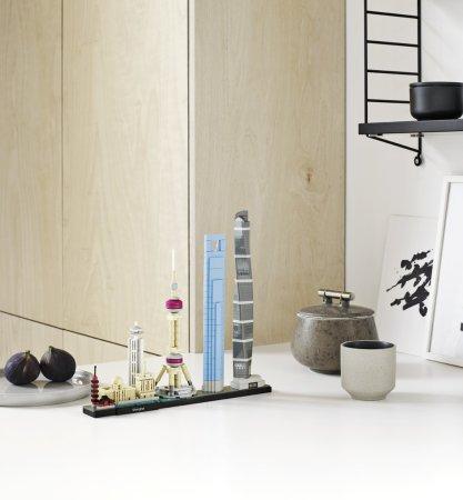 LEGO Architecture 21039 - Šanghaj