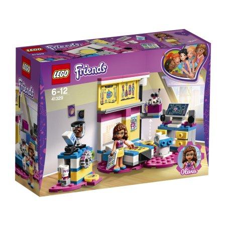 LEGO Friends 41329 - Olivia a její luxusní ložnice