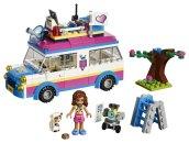 LEGO Friends 41333 - Olivia a její speciální vozidlo