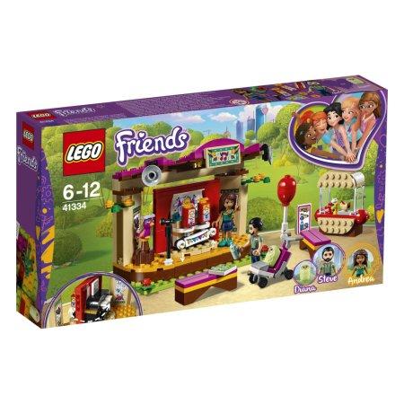 LEGO Friends 41334 - Andrea a její vystoupení v parku
