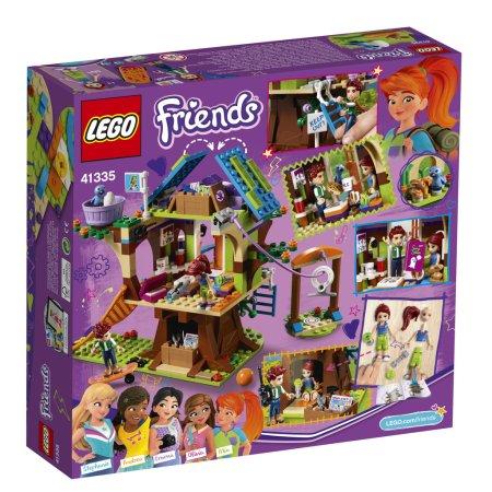 LEGO Friends 41335 - Mia a její domek na stromě