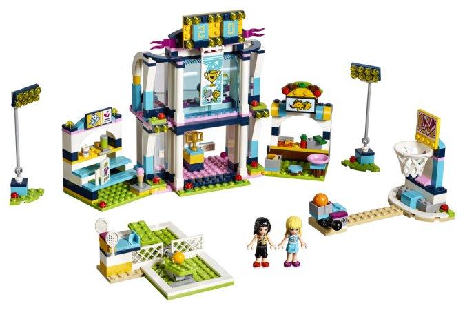 LEGO Friends 41338 -  Stephanie ve sportovní aréně - Výprodej
