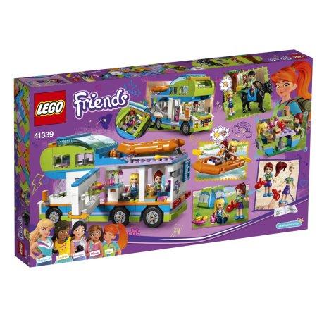 LEGO Friends 41339 - Mia a její karavan