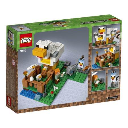 LEGO Minecraft 21140 - Kurník