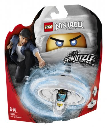 LEGO Ninjago 70636 - Zane - Mistr Spinjitzu
