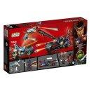 LEGO Ninjago 70639 - Pouliční závod Hadího jaguáru
