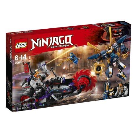 LEGO Ninjago 70642 - Killow vs. Samuraj X