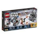 LEGO Star Wars 75195 - Sněžný spídr a kráčející kolos Prvního řádu