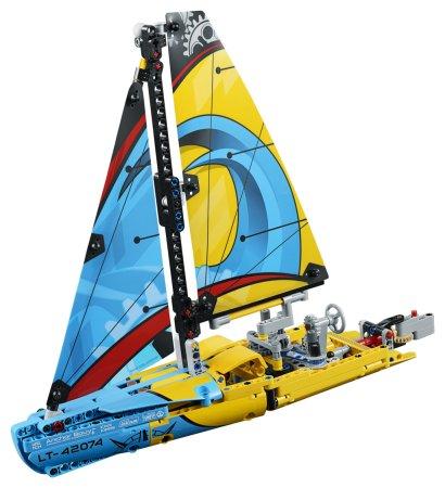 LEGO Technic  42074 - Závodní jachta