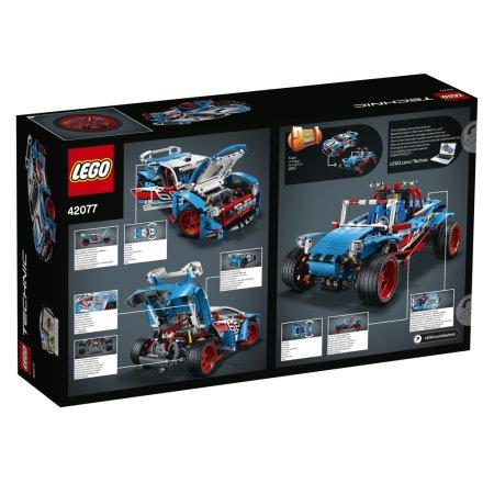 LEGO Technic 42077 - Závodní auto