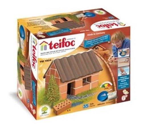 Teifoc Stavebnice Teifoc - Malý domek