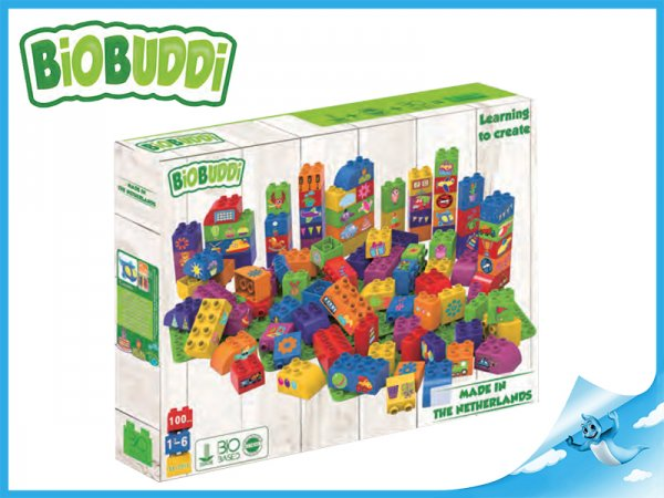 BiOBUDDi Stavebnice Learning To Create Young Ones - Obrázky