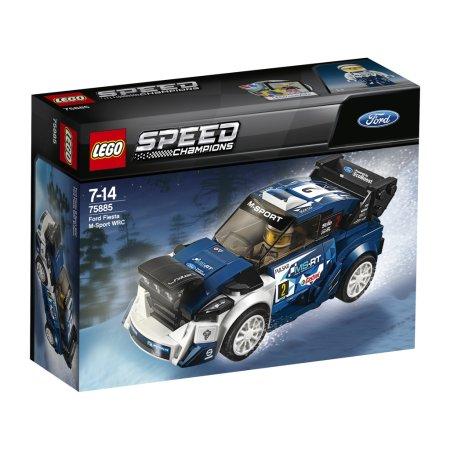 LEGO Speed Champions 75885 - Ford Fiesta M-Sport WRC