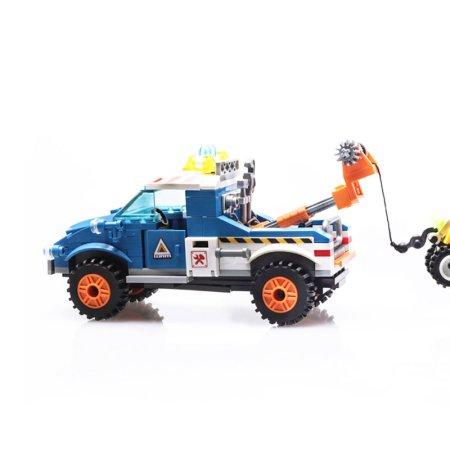 Enlighten Brick Stavebnice - Pohotovostní vozidlo - 207 dílů