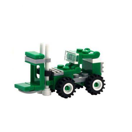 Enlighten Brick Stavebnice Mini - Vysokozdvižný Vozík - 33 dílů