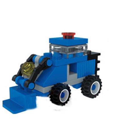 Enlighten Brick Stavebnice Mini - Nakladač - 30 dílů