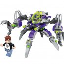 Enlighten Brick Stavebnice - Mimozemský Krab-Robot - 227 dílů