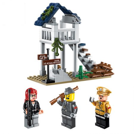 Enlighten Brick Stavebnice - Mise Zero - 206 dílů