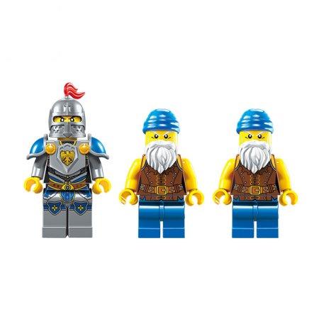 Enlighten Brick Stavebnice - Lesní obluda - 141 dílů