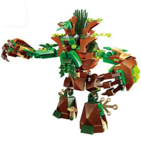 Enlighten Brick Stavebnice - Gigantcký strom - 286 dílů