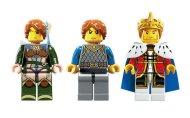 Enlighten Brick Stavebnice - Královský kočár - 246 dílů