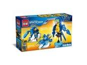 Enlighten Brick Stavebnice 3v1 - Papoušek/Robot/Vesmírná loď - 220 dílů