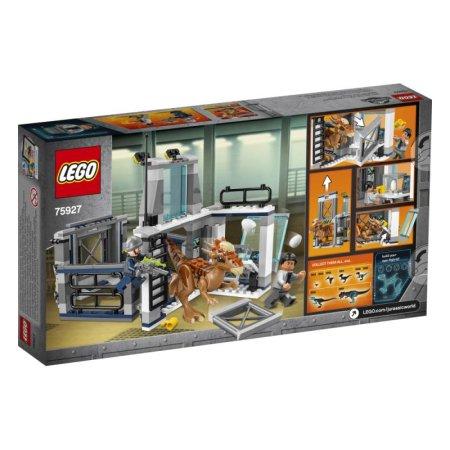 LEGO Jurassic World 75927 - Útěk Stygimolocha