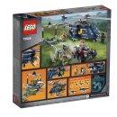 LEGO Jurassic World 75928 - Pronásledování Bluea helikoptérou