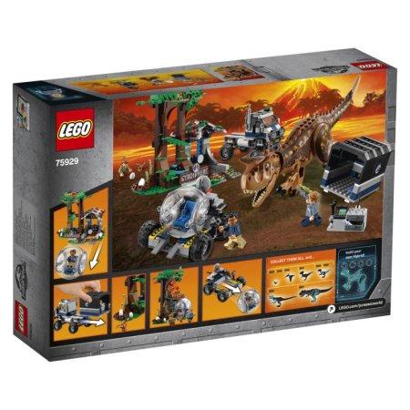 LEGO Jurassic World 75929 - Útěk Carnotaura zGyrosféry