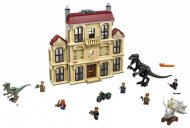 LEGO Jurassic World 75930 - Řádění Indoraptora vLockwoodově sídle
