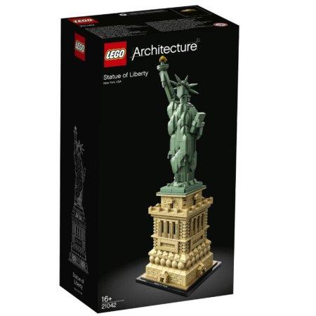 LEGO Architecture 21042 - Socha Svobody