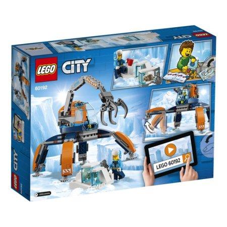 LEGO City 60192 - Polární pásové vozidlo