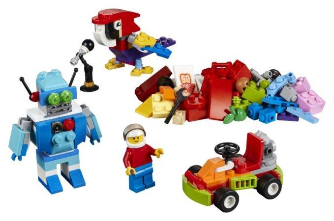 LEGO Classic  Zábavná budoucnost