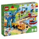 LEGO Duplo 10875 - Nákladní vlak