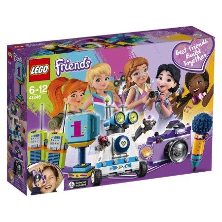 LEGO Friends 41346 - Krabice přátelství