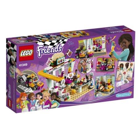 LEGO Friends 41349 - Jídelní vůz - Výprodej