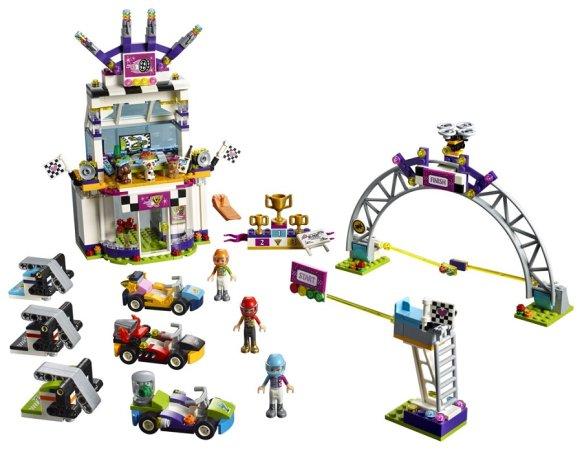 LEGO Friends 41352 - Velký závod