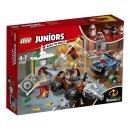 LEGO Juniors 10760 - Bankovní loupež Podkopávače