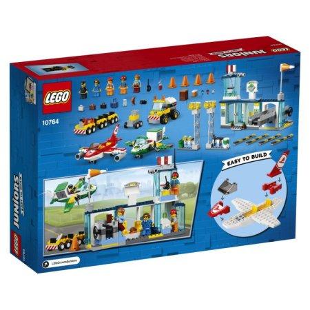 LEGO Juniors 10764 - Hlavní městské letiště