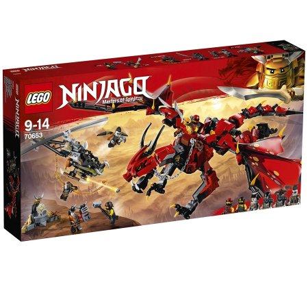LEGO Ninjago 70653 -  Firstbourne