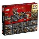 LEGO Ninjago 70654 - Dieselnaut