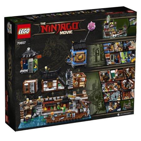 LEGO Ninjago 70657 - Přístaviště v NINJAGO City