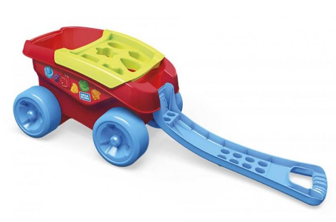 Mattel Mega Bloks - Zábavný sběrač kostek klasik