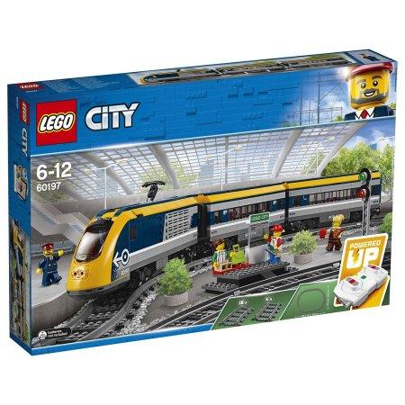 LEGO City 60197 - Osobní vlak