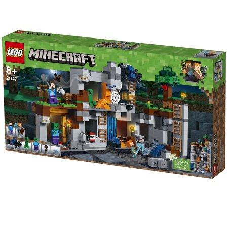 LEGO Minecraft 21147 - Skalní dobrodružství